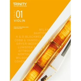 Trinity Violin 2020-2023 Grade 1