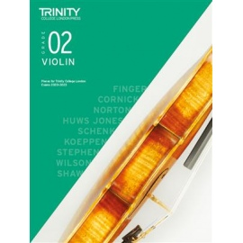 Trinity Violin 2020-2023 Grade 2