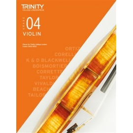 Trinity Violin 2020-2023 Grade 4