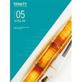 Trinity Violin 2020-2023 Grade 5