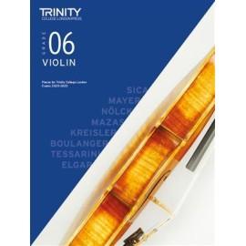 Trinity Violin 2020-2023 Grade 6