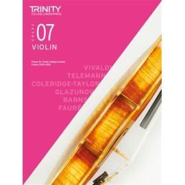 Trinity Violin 2020-2023 Grade 7