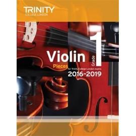 Trinity Violin Pieces 2016-2019 Grade 1