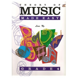 Theory Of Music Made Easy Grade 4