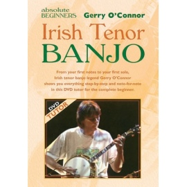 Absolute Beginners: Irish Tenor Banjo- Gerry O' Connor