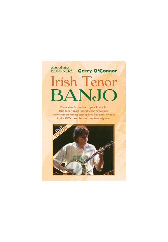 Absolute Beginners: Irish Tenor Banjo - Gerry O' Connor