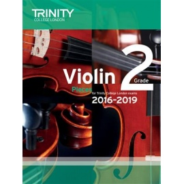 Trinity Violin Pieces 2016-2019 Grade 2
