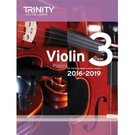 Trinity Violin Pieces 2016-2019 Grade 3