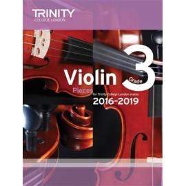 Trinity Violin Pieces 2016-2019 Grade 3
