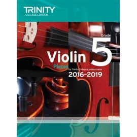 Trinity Violin Pieces 2016-2019 Grade 5