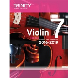 Trinity Violin Pieces 2016-2019 Grade 7