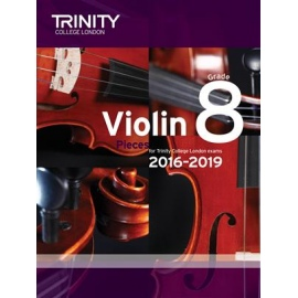Trinity Violin Pieces 2016-2019 Grade 8