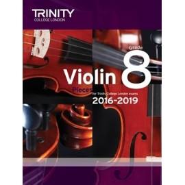 Trinity Violin Pieces 2016-2019 Grade 8