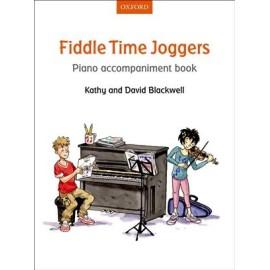 Fiddle Time Joggers Piano Accompaniment