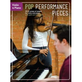 Pop Performance Pieces - Violin