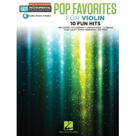 Pop Favorites - Violin