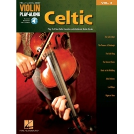 Violin Play-Along Volume 4 : Celtic