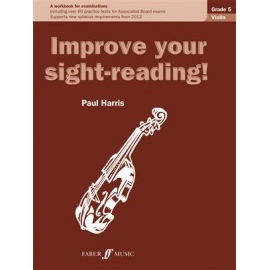 Improve Your Sight-Reading Violin Grade 5