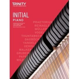 Trinity Piano Exam 2021-2023