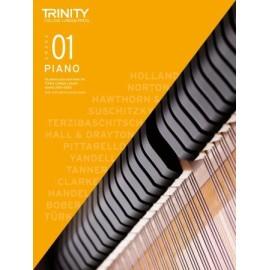 Trinity Piano Exam 2021-2023 Grade 1