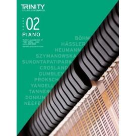 Trinity Piano Exam 2021-2023 Grade 2
