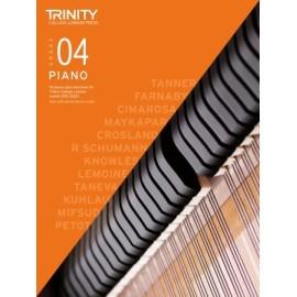 Trinity Piano Exam 2021-2023 Grade 4