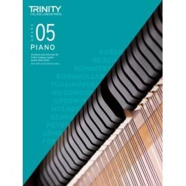 Trinity Piano Exam 2021-2023 Grade 5