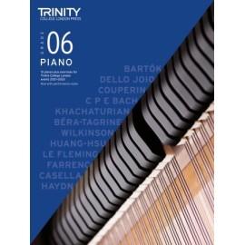 Trinity Piano Exam 2021-2023 Grade 6