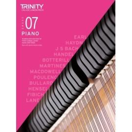 Trinity Piano Exam 2021-2023 Grade 7