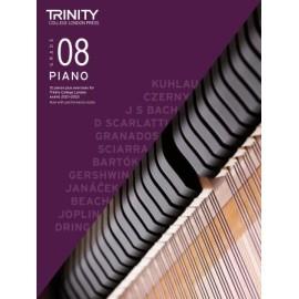 Trinity Piano Exam 2021-2023 Grade 8