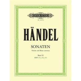Handel : Sonatas - Volume 2 Violin