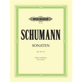Schumann : Sonaten Op.105 And Op.121