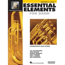 Essential Elements for Band - Book 1 - Baritone BC