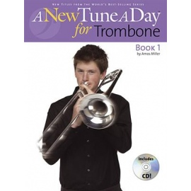 A New Tune A Day : Trombone - Book 1