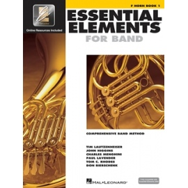 Essential Elements for Band - Book 1 - French Horn