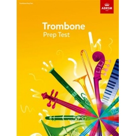 ABRSM Trombone Prep Test from 2017