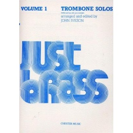 Just Brass Trombone Solos Volume 1