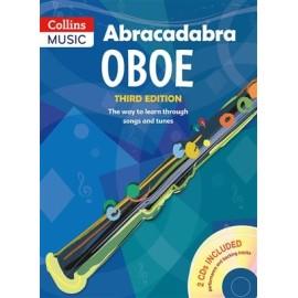 Abracadabra Oboe & CDs