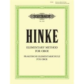 Hinke : Elementary Method for Oboe
