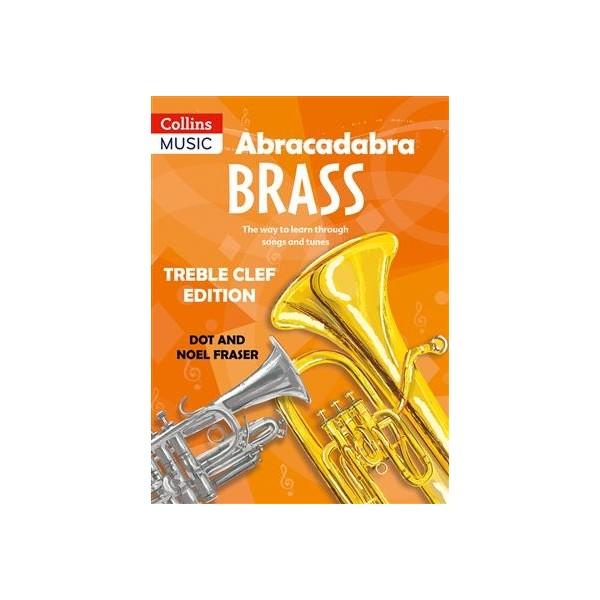 Abracadabra Brass Treble Clef Edition