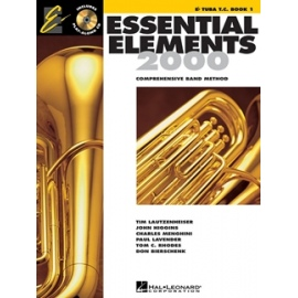 Essential Elements 2000 - Book 1 - E Flat Tuba T.C.
