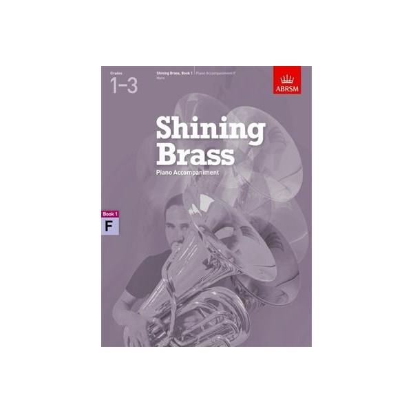 Shining Brass: Book 1 F Piano Accompaniments