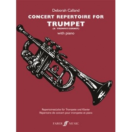 Concert Repertoire for Trumpet