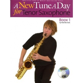 A New Tune A Day : Tenor Saxophone - Book 1