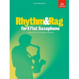 Rhythm & Rag for E flat Saxophone