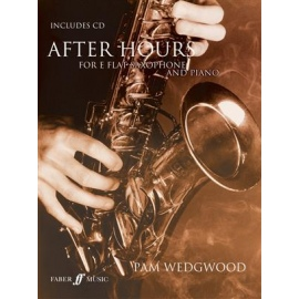 After Hours for E Flat Saxophone and Piano