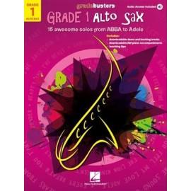 Gradebusters Grade 1 - Alto Saxophone