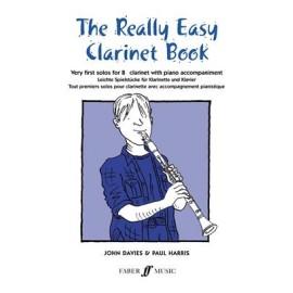 Really Easy Clarinet Book
