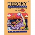 Theory Made Easy For Little Children Level 1 (New Edition)