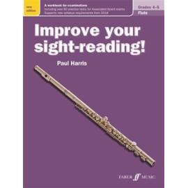 Improve you Sight-Reading! Flute Grades 4-5